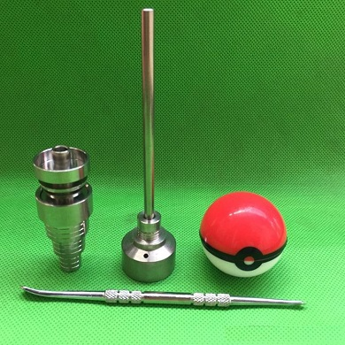glass-bong-tool-set-with-pokeball-container-jar-10mm-14mm-18mm-adjustable-domeless-gr2-titanium-nail-carb-cap-dabber-tool-for-glass-pipe-mex